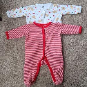 Hudson Baby Sleepers Unisex Bundle